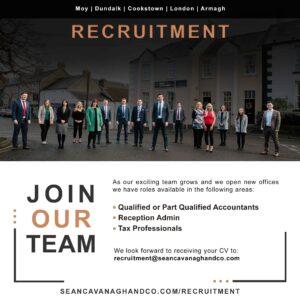 Accountant Recruitment February 2021